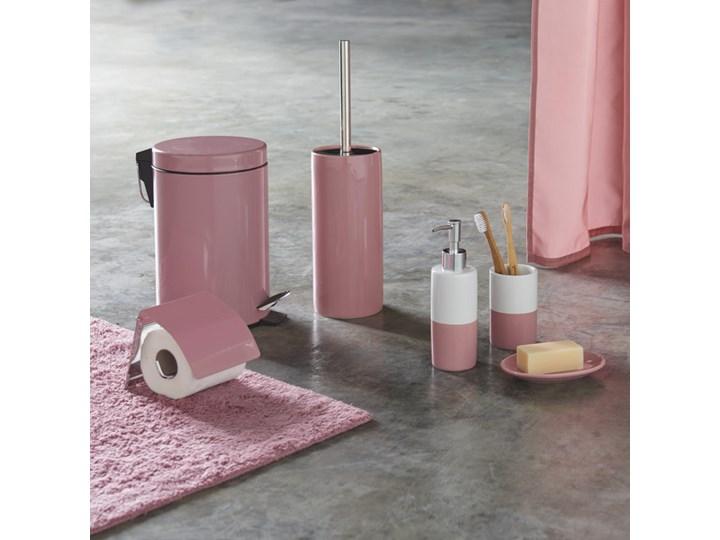 Dywanik łazienkowy Cooke&Lewis Diani bawełniany 50 x 80 cm wrzos 50x80 cm Kategoria Dywaniki łazienkowe Bawełna Prostokątny Kolor Różowy