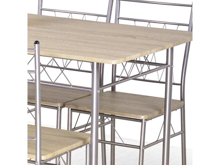 SELSEY Stół z krzesłami Tospe dąb sonoma Kategoria Stoły z krzesłami