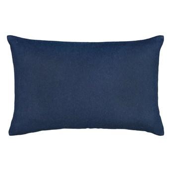 Poduszka wełniana Elvang Classic Dark Blue
