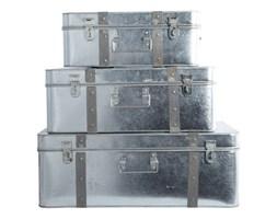 Metalowe pojemniki