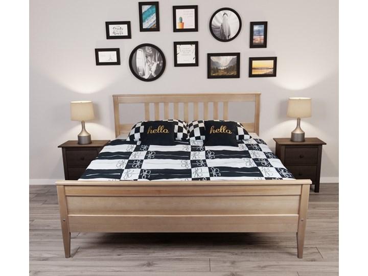 Łóżko do sypialni w stylu prowansalskim Porto Pojemnik na pościel Bez pojemnika Kategoria Łóżka do sypialni
