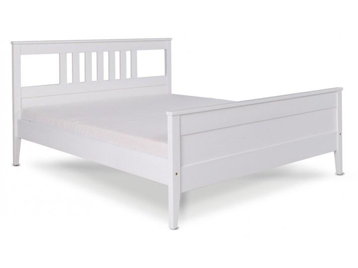Łóżko do sypialni w stylu prowansalskim Porto