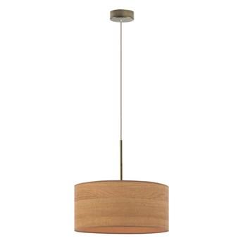 Lampa wisząca z fornirowym abażurem SINTRA ECO fi - 30 cm WYSYŁKA 24H