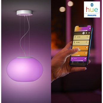 d o s t ę p n a  FLOURISH 40906/31/P9 LAMPA WISZĄCA LED HUE PHILIPS white and color ambience