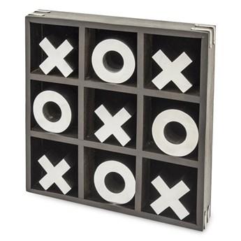 KÓŁKO I KRZYŻYK gra, 4x25,5x25,5 cm