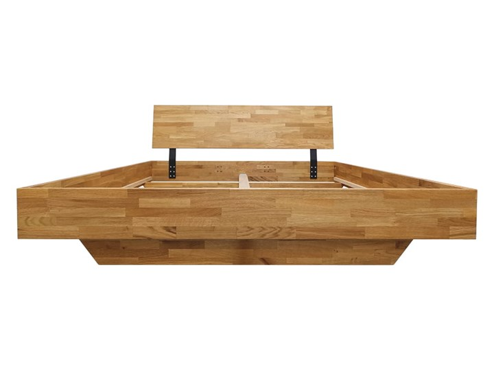 Łóżko dębowe FLOW Classic (180x200) Soolido Meble Łóżko drewniane Kategoria Łóżka do sypialni