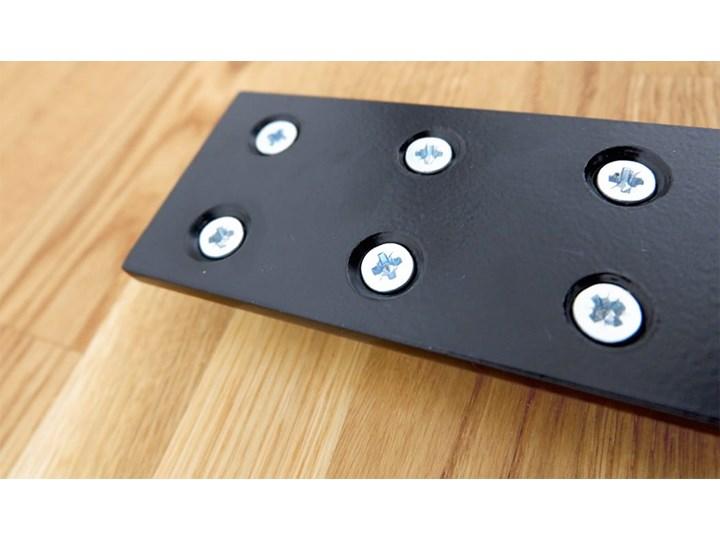 Łóżko dębowe FLOW Classic (160x200) Soolido Meble Łóżko drewniane Kolor Brązowy Kategoria Łóżka do sypialni
