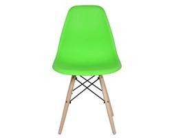 Krzesło skandynawskie Iris DSW zielone