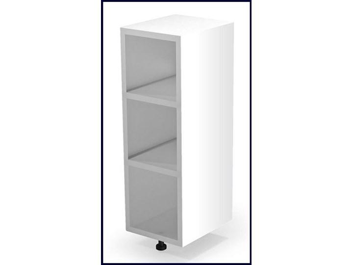 Kuchenna szafka dolna Limo 4X - biała Kolor Biały Płyta MDF Kategoria Szafki kuchenne