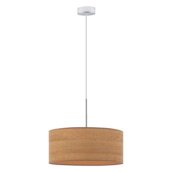 Lampa wisząca do salonu SINTRA ECO fi - 40 cm - kolor dąb sonoma WYSYŁKA 24H