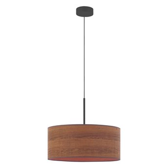 Lampa wisząca do jadalni SINTRA ECO fi - 40 cm - kolor kasztanowy WYSYŁKA 24H