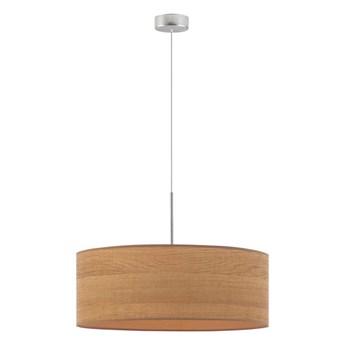Lampa wisząca  SINTRA ECO fi - 60 cm - kolor dąb sonoma 5xE27 WYSYŁKA 24H