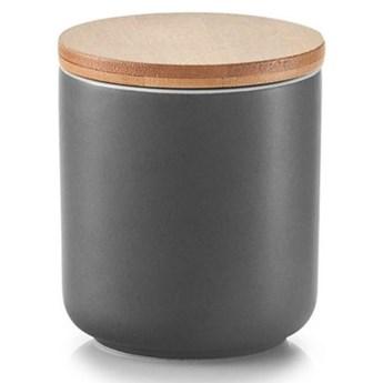 Pojemnik ceramiczny ZELLER 0.2 L Antracyt