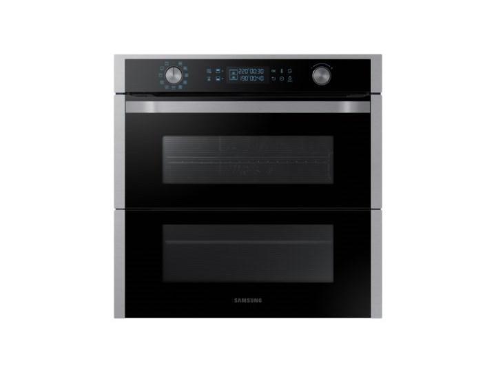 Piekarnik SAMSUNG NV75N7647RS Dual Cook Flex Elektryczny Czarno-srebrny A+ Kolor Czarny Elektryczne Kategoria Piekarniki