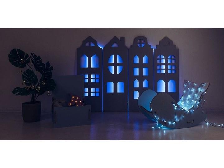 Podświetlane Kamienice pomysł na pokój dziecięcy