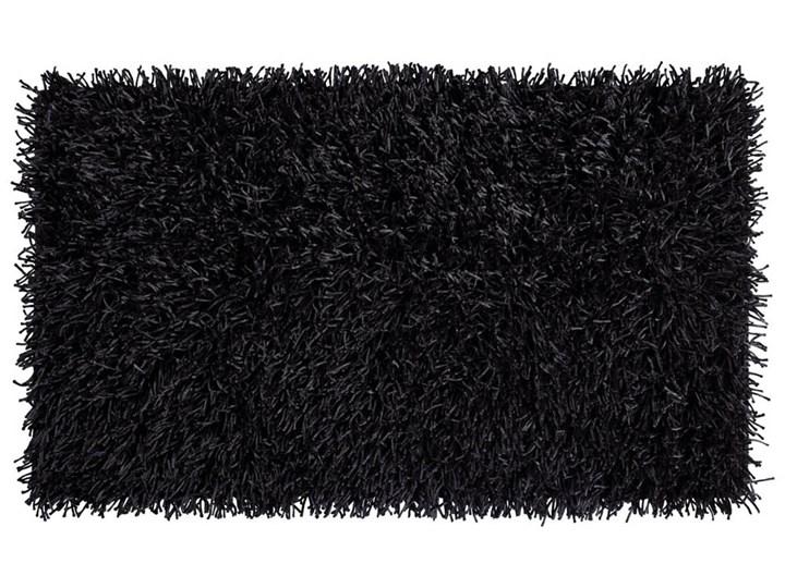 Dywanik Aquanova Kemen Black Bawełna 70x120 cm 80x160 cm Poliester 60x60 cm 60x100 cm Kolor Czarny