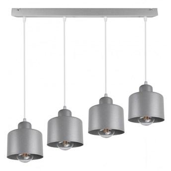 Lampa Wisząca Metalowa z Regulacją Wysokości