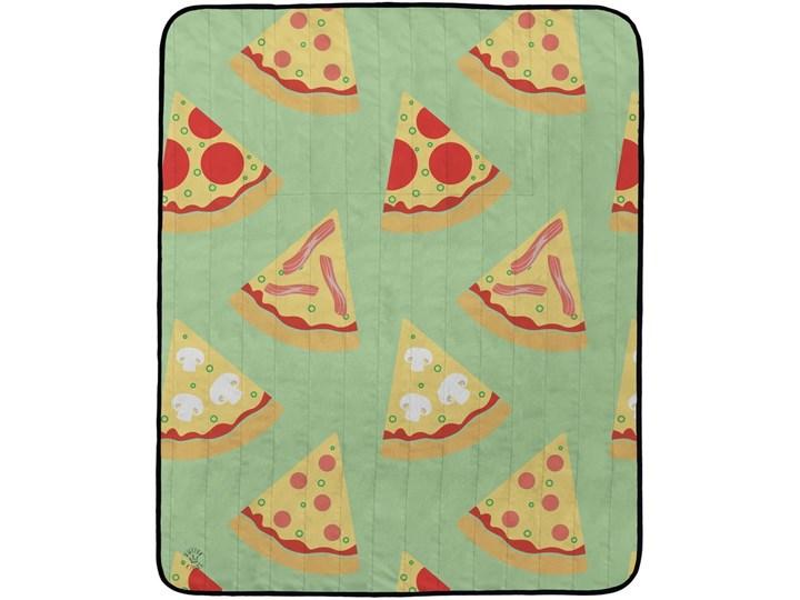 Butter Kings Koc kempingowy Tasty pizza, 145 x 180 cm