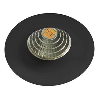 Oczko LED Colours Hobson 2700 K 370 lm okrągłe czarne
