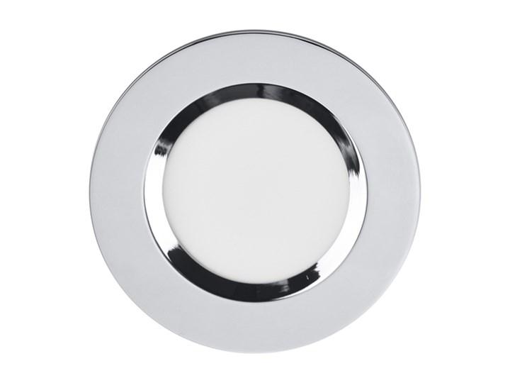 Oczko LED Colours Thorold 2700/4000 K okrągłe chrom Oprawa led Oprawa stropowa Kategoria Oprawy oświetleniowe Kolor Srebrny