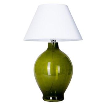 Genova lampa stołowa 1-punktowa biały L011011215