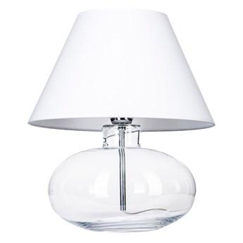 Bergen lampa stołowa 1-punktowa biała L007071111