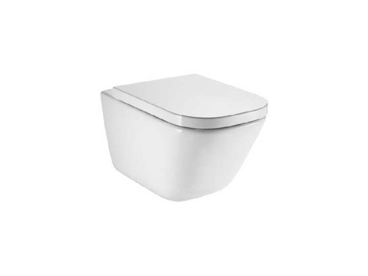 Zestaw WC Roca Gap (A34647L00M, A80148200U)