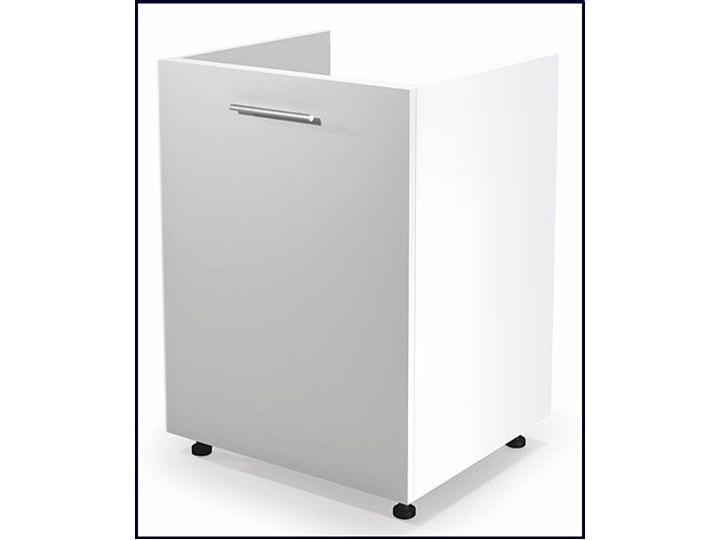 Szafka kuchenna pod zlewozmywak Limo 10X - biały połysk Płyta MDF Kategoria Szafki kuchenne