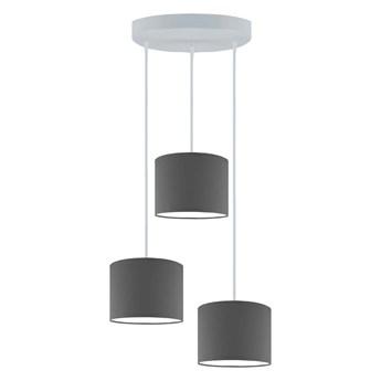 Lampa wisząca z tkaninowymi abażurami PUEBLO WYSYŁKA 24H