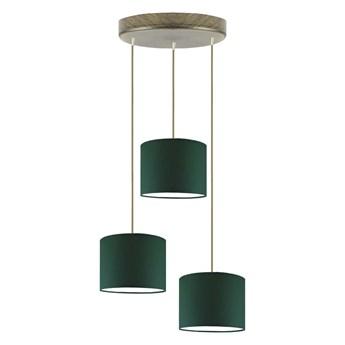 Lampa wisząca z trzema abażurami PUEBLO WYSYŁKA 24H