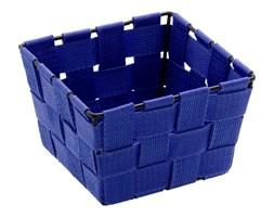 Pojemnik na drobiazgi ADRIA SQUARE BLUE, mini organizer, WENKO