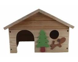 Domek dla wiewiórek