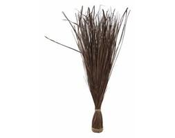 Wiązka trawy naturalnej brąz