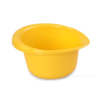 Miska 800 ml żółta