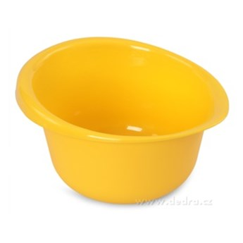 Miska 2300 ml żółta