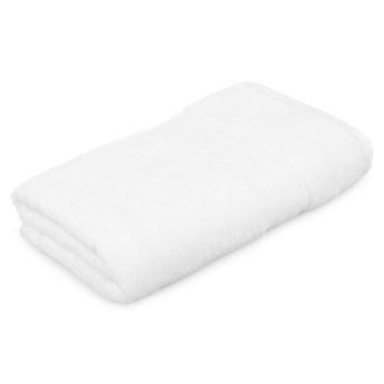 Bawełniany ręcznik frotte 70 x 140 cm, śmietankowy