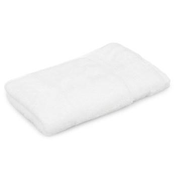 Bawełniany ręcznik frotte 34 x 75 cm, śmietankowy