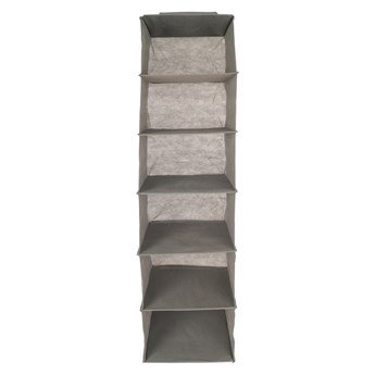 Wiszący organizer, do szafy wys. 121 cm