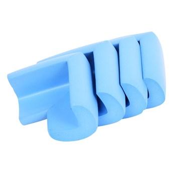 4 szt. NAROŻNIK osłaniający rogi mebli niebieski