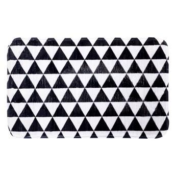 Dywanik łazienkowy black&white, 70 x 45 cm