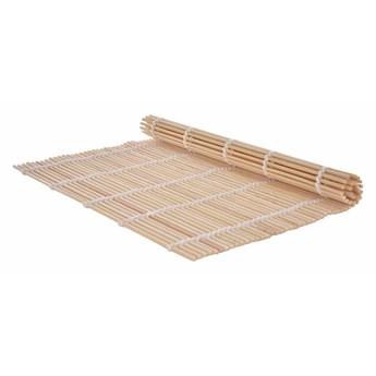 "SUSHI PODKŁADKA ""MAKISU"" do rolowania sushi, z bambusa GoEco®"