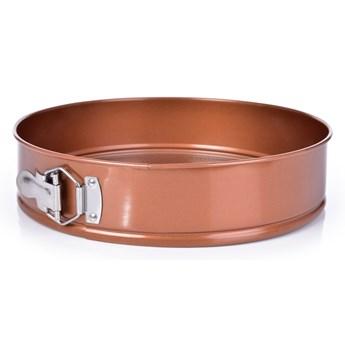 Rozkładana forma tortowa ø 28 cm BIOPAN® GOLD, okrągła wysokość 6,5 cm