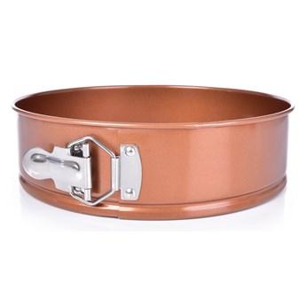 Rozkładana forma tortowa ø 24 cm BIOPAN® GOLD, okrągła wysokość 6,5 cm
