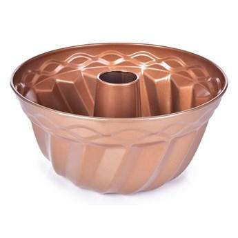 XXL forma na babkę BIOPAN® GOLD objętość 3400 ml, średnica 25 cm, wysokość 12 cm