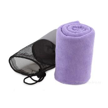 XXL ultra chłonna mata / ręcznik fioletowa