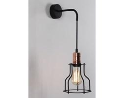 Lampa ścienna industrialna Customform WORKER WIDE WALL - czarny
