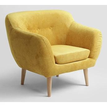 Fotel tapicerowany Customform MARGET- różne kolory tapicerki