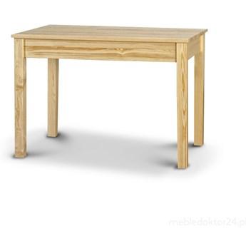 Stół sosnowy 75x110x60