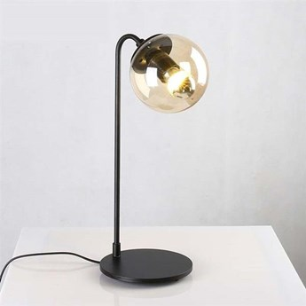 Lampa stołowa ASTRIFERO-1 czarna ST-9047-1 Step Into Design ST-9047-1