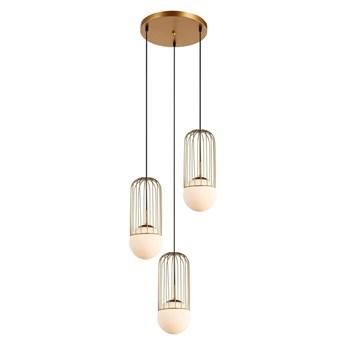 Lampa wisząca Matty MDM-3939/3 GD ITALUX MDM-3939/3 GD